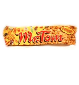 Mr Tom [Peanut Snack Bar] | Buy Online at The Asian Cookshop.